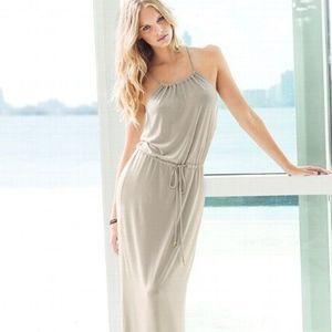 Victoria's Secret Maxi dress drawstring waist